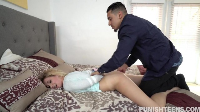 Punish Teen - Teen always get what she wants Video thumb #4