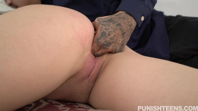 Porn Title: Punish Teen - Teen always get what she wants