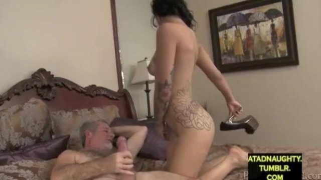 Aimee Black: The Sexy Father In Law atadnaughty.tumblr.com Video thumb #13