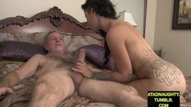 Aimee Black: The Sexy Father In Law atadnaughty.tumblr.com Video thumb #16