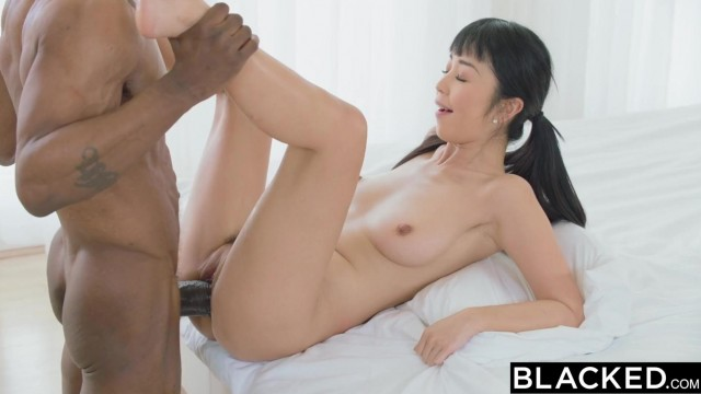 BLACKED - Japanese vs biggest black dick in the world Video thumb #12