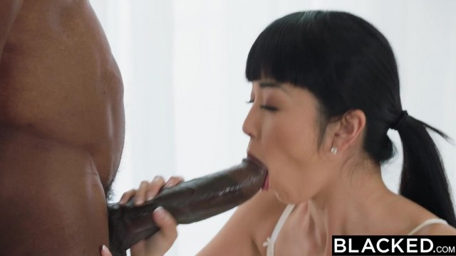 BLACKED - Japanese vs biggest black dick in the world