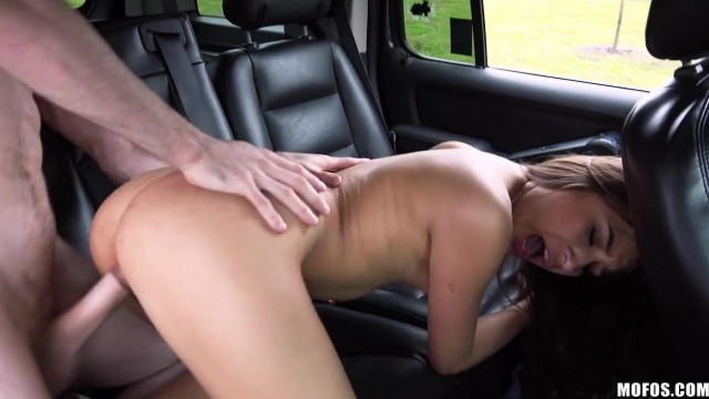 Latina fucked in the car - MOFOS Video thumb #14