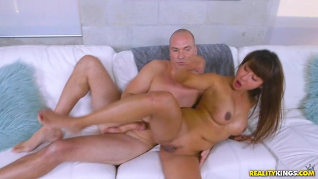 Reality Kings - Asian sucks a big cock and get dicked Video thumb #16