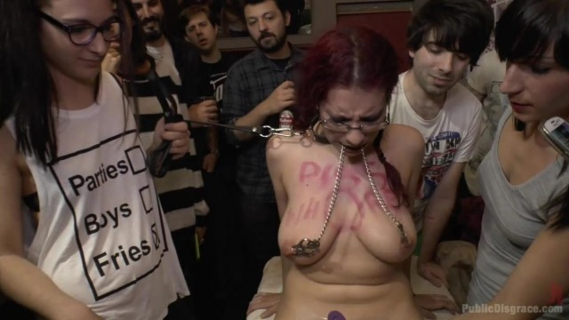 Orgy - Gangbang for a slave Video thumb #3