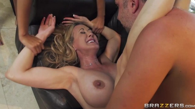 BRAZZERS Free - MILF Threesome Video thumb #16
