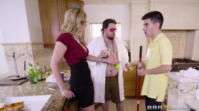Brazzers - Jordi El Nio Polla fucks Stepmom Video thumb #0