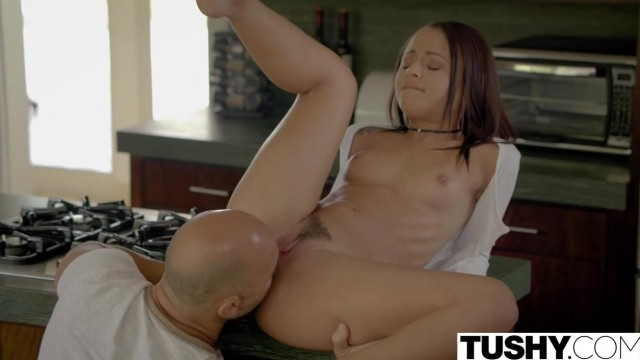 TUSHY COM - Teen Holly Hendrix Anal Video thumb #6