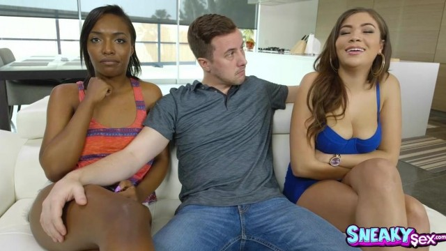 Kessy caught cheating with Cassidy Banks by girlfriend Video thumb #0