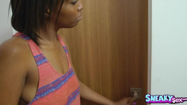 Kessy caught cheating with Cassidy Banks by girlfriend Video thumb #10