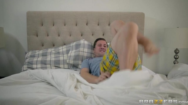 Brazzers - Hot stepmom fucking son
