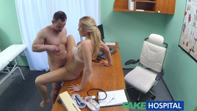 Fake Hospital - Nurse seduces IT Guy Video thumb #11