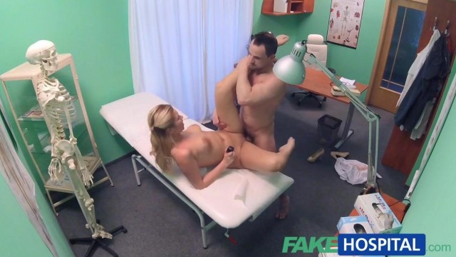 Fake Hospital - Nurse seduces IT Guy Video thumb #13