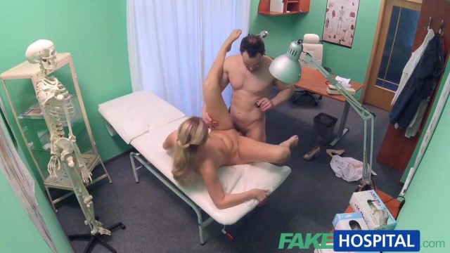Fake Hospital - Nurse seduces IT Guy Video thumb #14