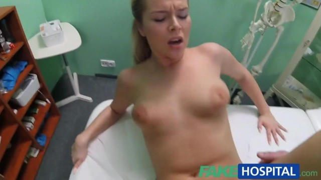 Fake Hospital - Nurse seduces IT Guy Video thumb #15