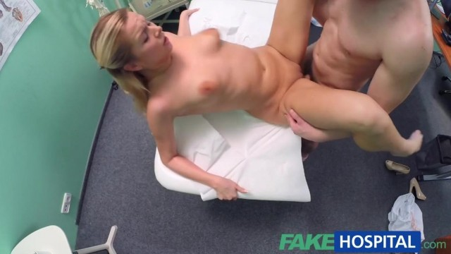 Fake Hospital - Nurse seduces IT Guy Video thumb #18