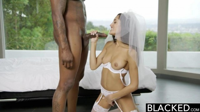 Chloe Amour blacked - Her tight stretched pussy Video thumb #10