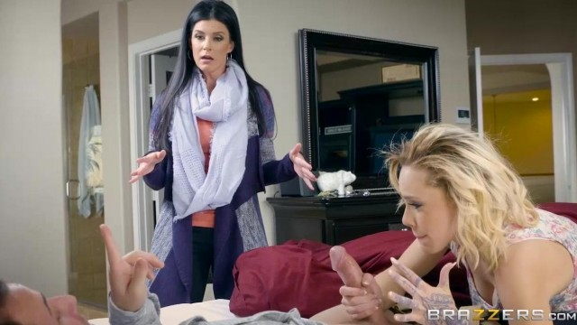 India Summer threesome by brazzers Video thumb #11