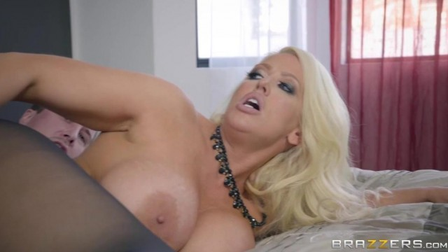 Brazzers Stepmom pounded by younger man Video thumb #12