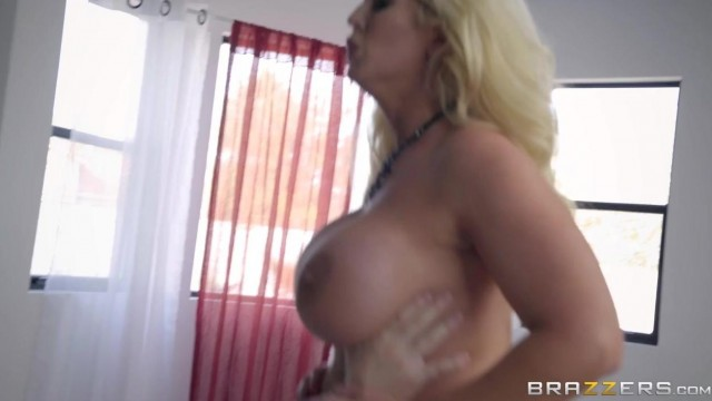 Brazzers Stepmom pounded by younger man Video thumb #16