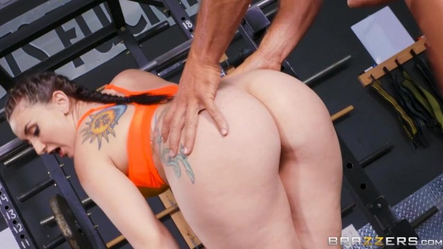 Mandy Muse anal at the gym Video thumb #9