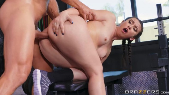 Mandy Muse anal at the gym Video thumb #13