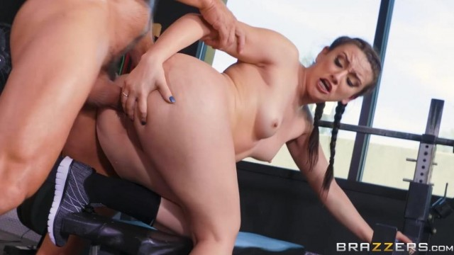 Mandy Muse anal at the gym Video thumb #14
