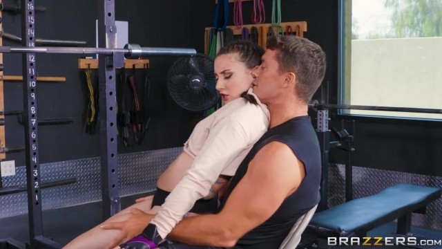 Mandy Muse anal at the gym Video thumb #3