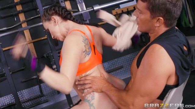 Mandy Muse anal at the gym Video thumb #7