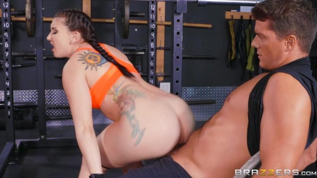 Mandy Muse anal at the gym Video thumb #8