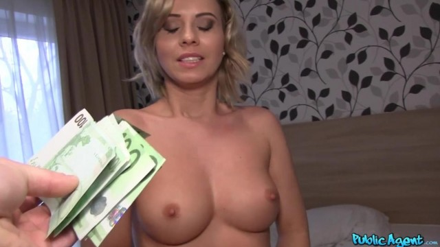 PublicAgent com - Czech Wife fucks for cash Video thumb #2