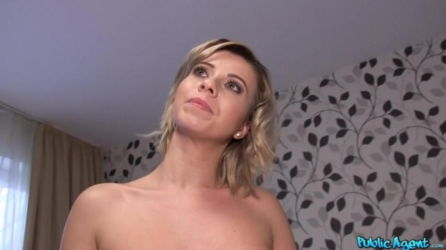 PublicAgent com - Czech Wife fucks for cash Video thumb #3