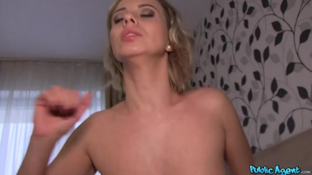 PublicAgent com - Czech Wife fucks for cash Video thumb #8