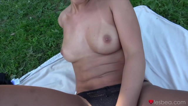 Young Naked Lesbians Licking Pussies Outdoor Video thumb #1