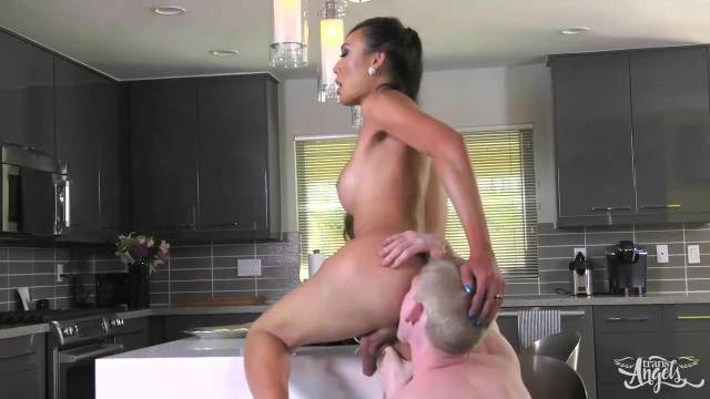 HD shemale - Venus Lux loves to ride cock Video thumb #14