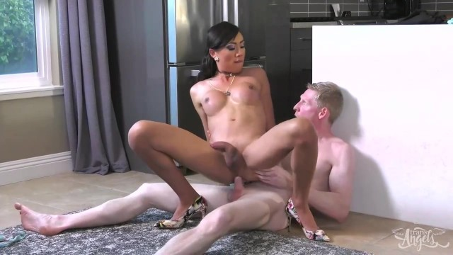 HD shemale - Venus Lux loves to ride cock Video thumb #3