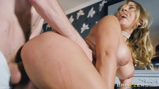Chubby MILF with big tits Liza Del Sierra banged Video thumb #1