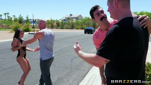 Madison Ivy fucks guy from the street Video thumb #2