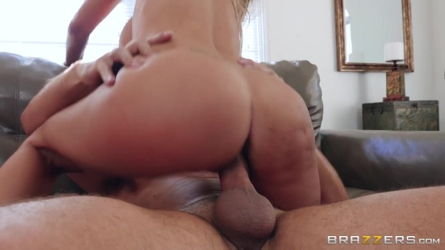 BRAZZERS com - Busty MILF Gags On Big Cock Video thumb #15