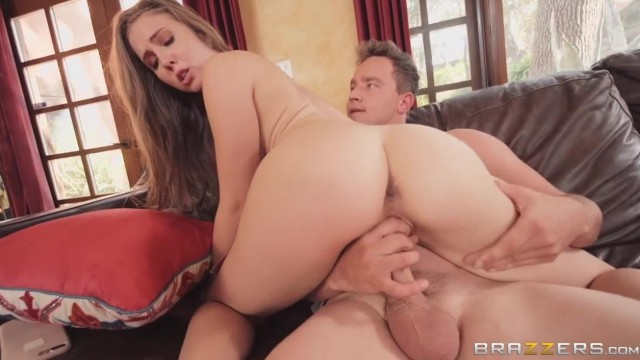 Lustful Guy Push His Cock Between Puffy Ass Cheeks Video thumb #19