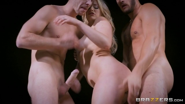 Mia Malkova First DP - Die Hardcore Part 3 A XXX Parody Video thumb #15