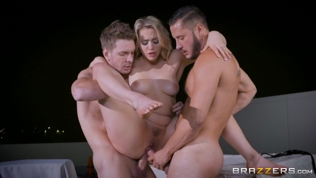 Mia Malkova First DP - Die Hardcore Part 3 A XXX Parody Video thumb #18
