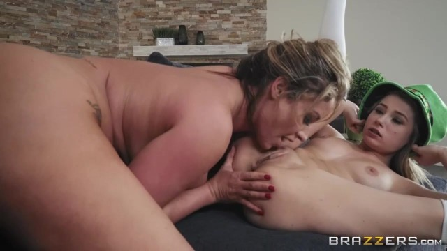 Eva Notty and Carolina Sweets - Pot O' Dongs - Brazzers 2018 Video thumb #13