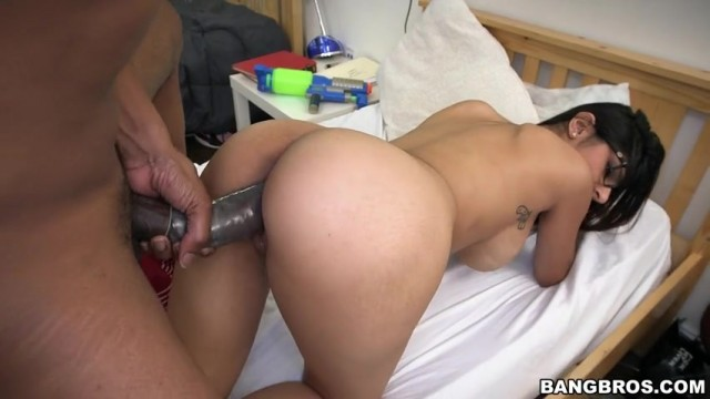 Mia Khalifa takes bbc in xxx hd video Video thumb #10