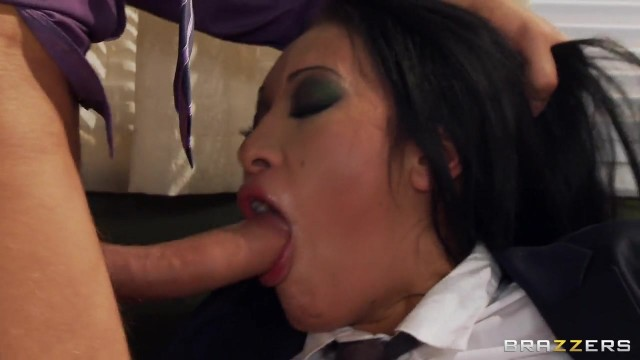 Brazzers - Sexy Asian student fucked by her teacher