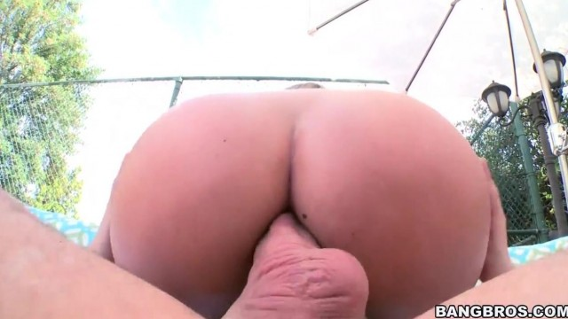 Anal makes blonde squirts Video thumb #15