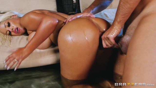 Bridgette B gets her asshole fucked by Keiran Lee Video thumb #17