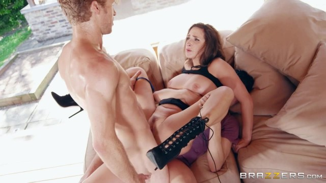 Ashley Adams double penetration in hardcore threesome Video thumb #6