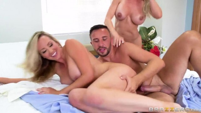 Brandi Love and Brett Rossi are licking 69 Video thumb #17