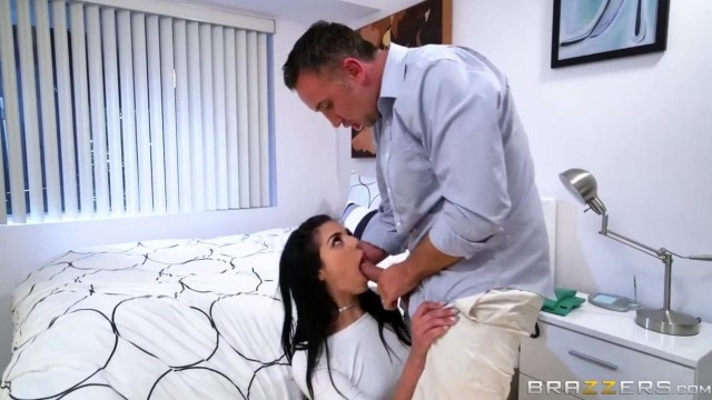 Driving The Babysitter Wild with Gina Valentina Video thumb #5
